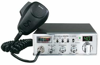 Cobra 25LTD Classic Mobile CB Radio