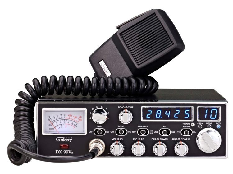Galaxy DX-99V2 Mobile Amateur Radio