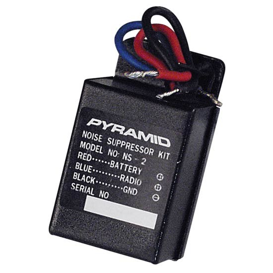 Pyramid NS2 In-Line Noise Suppressor