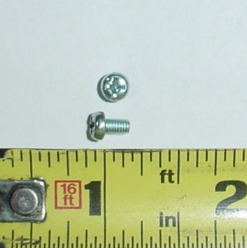 100 Pack Case Screws