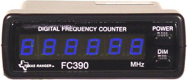 Ranger TR-FC390 6 Digit Frequency Counter