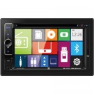"Dual XDVD210BT 6.2"" DVD Receiver with Bluetooth"