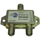 JVI 35-SDX100 Mini Satellite Diplexer