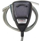 Astatic 636L-SE Silver Edition 4 Pin Noise Canceling Microphone
