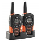 Cobra CXT 645 35 Mile Two Way Radios with NOAA Weather Channels
