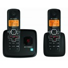 Motorola L702M DECT 6.0 Enhanced Cordless Phone with 2-Handsets and Digital Answering System