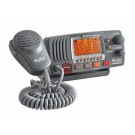 Cobra MR F77B GPS 25 Watt Class-D Fixed Mount VHF Marine Radio Grey