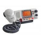Cobra MR F77W GPS 25 Watt Class-D Fixed Mount VHF Marine Radio White