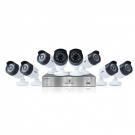 Uniden Guardian G6880D2 8 Channel Wired Video Surveillance System