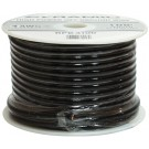 Pyramid RPB4100 100' Black 4 Gauge Power Wire
