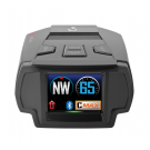 Cobra SPX 7800BT Ultra-High Performance Radar/Laser/Camera Detector with 1.25-inch Color OLED Display, Voice Alert, and iRadar Community-Based Detection