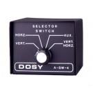 Dosy SW-4 1,000 Watt Antenna Selector Switch