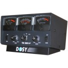 Dosy TB-3001P 1,000 Watt SWR/Mod/Watt Meter with Black Meter