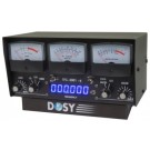Dosy TFC-3001-S 3 Meter In-Line Wattmeter with Frequency Counter