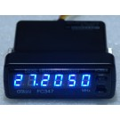 Galaxy FC347 6 Digit Frequency Counter
