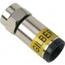 Gilbert GF-UE-6 RG6 Compression Connector 100/pack
