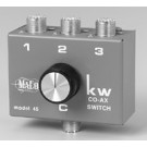 Maco 45 3 Position Coaxial Switch Box