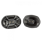 "Polk DB692 DB+ Series 6""x9"" Three-Way Coaxial Speakers with Marine Certification"