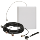 Uniden 2 Way Expansion Kit with Indoor Panel Directional Antenna